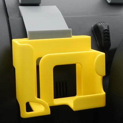 旧型パッソ(QNC10)運転席側 ローマウント
